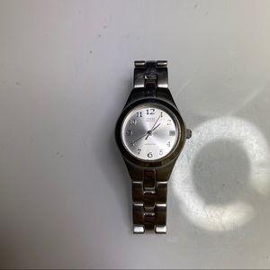 Guess Waterpro G66280L Silver Tone Quartz Watch